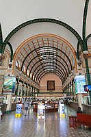 Interior Of Saigon Central Post Office, Vietnam