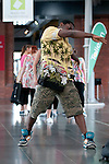 County Youth Dance Company @ Dance Days 2012 in and around the Waterfront Museum in Swansea.
