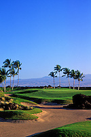 Waikoloa Kings', No. 5, Kohala Coast, Hawaii.  Architect: Tom Weiskopf and Jay Morrish
