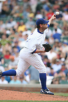 June 18th 2007:  Will Ohman of the Chicago Cubs during a game at Wrigley Field in Chicago, IL.  Photo by:  Mike Janes/Four Seam Images
