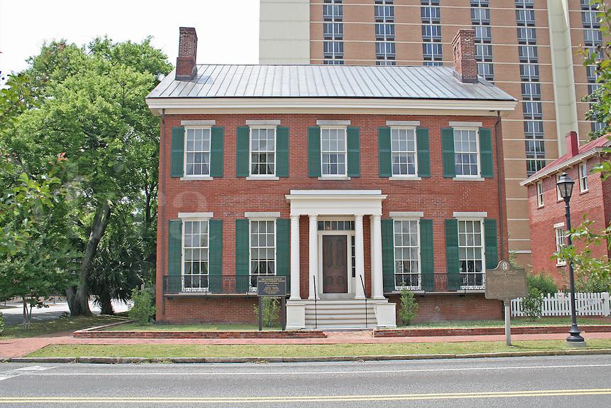 Historic The Boyhood Home of President Woodrow Wilson in Augusta Georgia