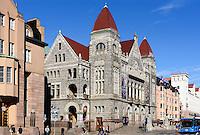 Nationaltheater Suomen Kansallisteatteri, Helsinki, Finnland