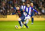 La Liga - Real Valladolid vs FC Barcelona - 22Dec2012