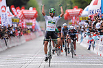 Luis Mas (ESP) Caja Rural-Seguros RGA surprise winner of Stage 8 of the 2015 Presidential Tour of Turkey running 124km from Istanbul to Istanbul. 3rd May 2015.<br /> Photo: Tour of Turkey/Mario Stiehl/www.newsfile.ie