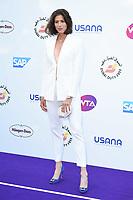 Garbine Muguruza<br /> arriving for the Tennis on the Thames WTA event in Bernie Spain Gardens, South Bank, London<br /> <br /> ©Ash Knotek  D3412  28/06/2018