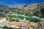 Spain, Costa Blanca, near Benidorm, El Castell de Guadalest: small village upcountry | Spanien, Costa Blanca, bei Benidorm, El Castell de Guadalest: kleiner Ort im Landesinneren