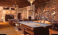 Hearst Castle: Game Room   (Finley-Holiday Films)