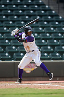 Yeyson Yrizarri (6) of the Winston-Salem Dash at bat against the Salem Red Sox at BB&T Ballpark on July 23, 2017 in Winston-Salem, North Carolina.  The Dash defeated the Red Sox 11-10 in 11 innings.  (Brian Westerholt/Four Seam Images)