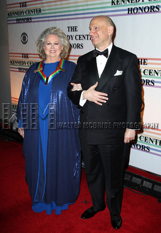 Barbara Cook.arriving for the 34th Kennedy Center Honors Presentation at Kennedy Center in Washington, D.C. on December 4, 2011