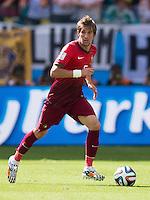 Fabio Coentrao of Portugal