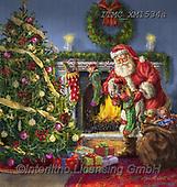 Marcello, CHRISTMAS SANTA, SNOWMAN, WEIHNACHTSMÄNNER, SCHNEEMÄNNER, PAPÁ NOEL, MUÑECOS DE NIEVE, paintings+++++,ITMCXM1534A,#x#