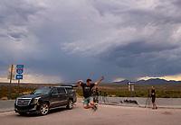 Mike Olbinski, storm, storm chasing, storm chaser, Arizona, weather, clouds, desert, mountains, rain, monsoon