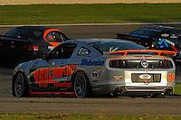 #68 Capaldi Racing Mustang BOSS 302R of Tony Buffomante & Brad Adams (GS class)