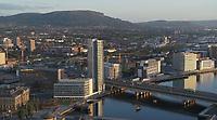Belfast Aerial Screengrabs
