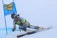 17th October 2020, Rettenbachferner, Soelden, Austria; FIS World Cup Alpine Skiing  1st Women's Giant Slalom;  Run 1, Mina Fuerst Holtmann (NOR) in action