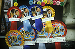 Royal Wedding of Prince Charles and Lady Diana Spencer, souvenir rosettes July 29th 1981