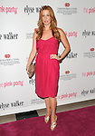 Poppy Montgomery at The 5th annual Pink Party celebration to Benefit Cedars-Sinai Women's Cancer Research Institute at the Samuel Oschin Comprehensive Cancer Institute, event held at La Cachette Bistro in Santa Monica, California on September 12,2009                                                                   Copyright 2009 DVS / RockinExposures