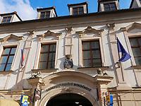Palais Keglevics, Panska 27, Bratislava, Bratislavsky kraj, Slowakei, Europa<br /> Palais Keglevics, Panska 27, Bratislava, Bratislavsky kraj, Slovakia, Europe