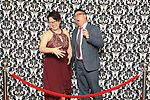 Red Carpet Style Photo Booth for Rising Edge Technologies 2018 in Calgary