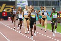 Caster Semenya RSA Winner 800m Women  <br /> Roma 02-06-2016 Stadio Olimpico.<br /> IAAF Diamond League 2016<br /> Atletica Legera <br /> Golden Gala Meeting - Track and Field Athletics Meeting<br /> Foto Cesare Purini / Insidefoto