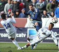Argentina vs El Salvador, March 28, 2015