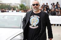 Director Alex de la Iglesia arrives to Maria Cristina Hotel to attend the 61 San Sebastian Film Festival, in San Sebastian, Spain. September 20, 2013. (ALTERPHOTOS/Victor Blanco) /NortePhoto