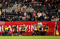 CARSON, CA - FEBRUARY 07: Dignity Health Sports Park during a game between Canada and Costa Rica at Dignity Health Sports Complex on February 07, 2020 in Carson, California.
