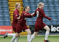 BUSA 2007 Womens Football Final