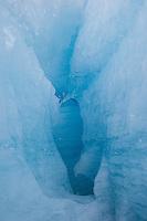 Gletscher, Festlandsgletscher, Eis, Gletscherspalte, Nigardsbreen, Nigardbreen, Jostedalsbreen, Jostetal, Jostedalsbreen-Nationalpark, Nationalpark, Norwegen. Nigardsbreen, Jostedalsbreen glacier, Jostedal Glacier, glacier, crevasse, ice, Norway