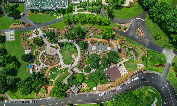 Franklin Park Conservatory Scott's Miracle-Gro Foundation Children's Garden | DesignGroup