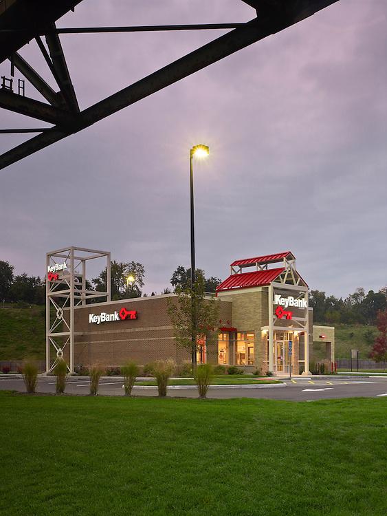 Steelyard Key Bank Branch | Architects: Key Bank