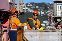 CentrePort in Wellington, New Zealand on Wednesday, 23 June 2020. Photo: Dave Lintott / lintottphoto.co.nz