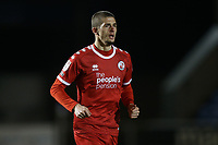 Max Watters of Crawley Town during Colchester United vs Crawley Town, Sky Bet EFL League 2 Football at the JobServe Community Stadium on 1st December 2020