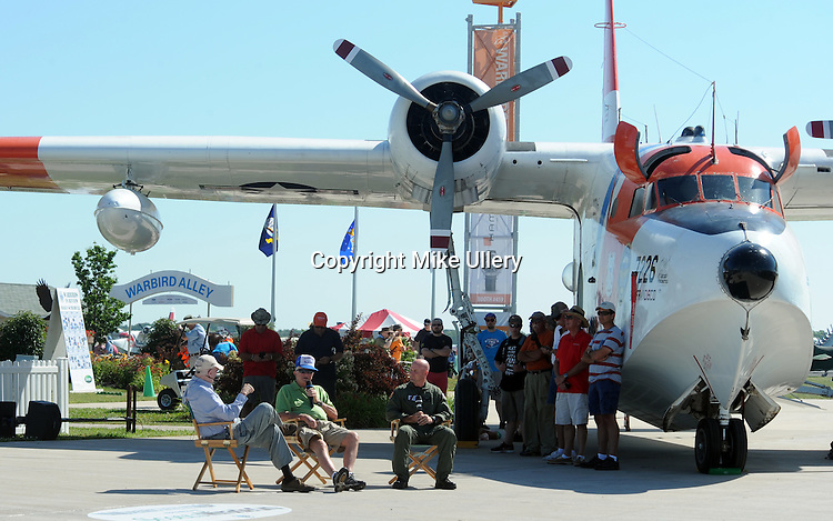 Tuesday at AirVenture 2016