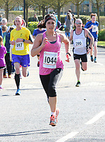Cambridge Cambourne 10K and Fun Run at Cambourne Business Park, near Cambridge, England on April 2nd 2017<br />