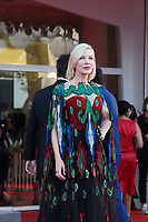 VENICE, ITALY - SEPTEMBER 12: Venezia77 Jury President Cate Blanchett walks the red carpet ahead of closing ceremony at the 77th Venice Film Festival on September 12, 2020 in Venice, Italy. <br /> CAP/MPI/AF<br /> ©AF/MPI/Capital Pictures