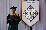 Bonilla Mondono, Axel  received their diploma at Bryan Station High school on  Thursday June 4, 2020  in Lexington, Ky. Photo by Mark Mahan Mahan Multimedia