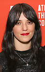 "Sharon Van Etten attends the Atlantic Theater Company ""Divas' Choice"" Gala at the Plaza Hotel on March 4, 2019 in New York City."