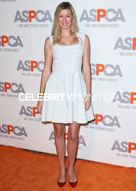 BEL AIR, CA, USA - OCTOBER 22: Andrea Harrison arrives at the 2014 ASPCA Compassion Award Dinner Gala held at a Private Residence on October 22, 2014 in Bel Air, California, United States. (Photo by Xavier Collin/Celebrity Monitor)