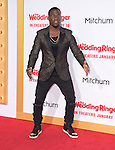 Kevin Hart attends The Screen Gems' World Premiere of The Wedding Ringer held at The TCL Chinese Theater  in Hollywood, California on January 06,2015                                                                               © 2015 Hollywood Press Agency