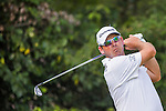Justin Walters of South Africa tees off the 15th hole during the 58th UBS Hong Kong Golf Open as part of the European Tour on 10 December 2016, at the Hong Kong Golf Club, Fanling, Hong Kong, China. Photo by Vivek Prakash / Power Sport Images