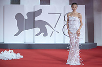 Beatrice Brusco attending the Les Choses Humaines Premiere as part of the 78th Venice International Film Festival in Venice, Italy on September 09, 2021. <br /> CAP/MPI/IS/PAC<br /> ©PAP/IS/MPI/Capital Pictures