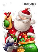 Roger, CHRISTMAS SANTA, SNOWMAN, WEIHNACHTSMÄNNER, SCHNEEMÄNNER, PAPÁ NOEL, MUÑECOS DE NIEVE, paintings+++++,GBRM2176,#x#