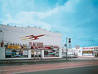 Plachter Cadillac Oldsmobile Car Dealership, PA. 1959.