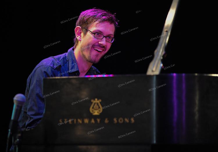 Benedikt Jahnel at Performance Works on June 25, 2014 TD Vancouver International Jazz Festival