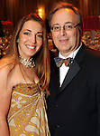 Jordana and Kevin Slawin at the 2010 Circle of Life Gala benefitting Pediatric and Adult Centers of Excellence in Neurosciences at the Hilton Americas Houston Saturday May 08,2010.  (Dave Rossman Photo)