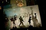 Le Theatre d'Ombres ('Shadow Play') display at the Institut Lumiere, Lyon, France, 13 January 2012<br /> <br /> ***HINWEIS BEZUEGLICH DER ABBILDUNG VON KUNSTWERKEN. RECHTE DRITTER SIND VOM NUTZER ZU KLAEREN***
