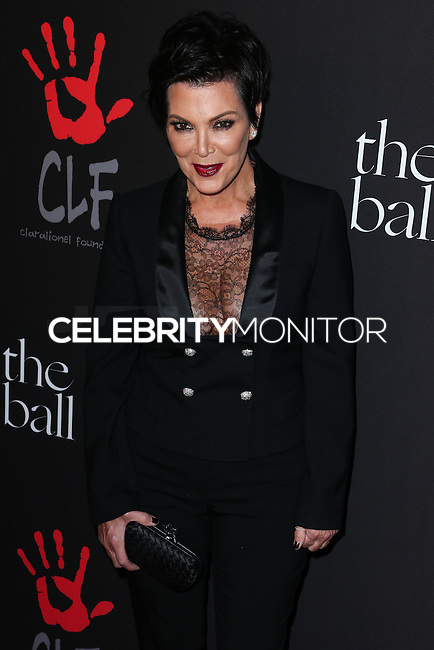 BEVERLY HILLS, CA, USA - DECEMBER 11: Kris Jenner arrives at Rihanna's 1st Annual Diamond Ball held at The Vineyard Beverly Hills on December 11, 2014 in Beverly Hills, California, United States. (Photo by Xavier Collin/Celebrity Monitor)