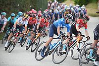 23rd May; 2021 Giro D Italia stage 15, Grado to Gorizia;  Movistar Villella, Davide Gornje Cerovo