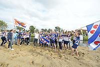 FIERLJEPPEN: IJLST: 06-07-2019, Fierljeppen Holland - Fryslân, ©foto Martin de Jong